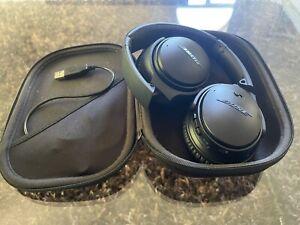 Bose QuietComfort 35 QC35II Wireless Headphones - Black