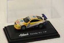 PORSCHE 911 GT3 #14 RAST Schuco 1:87