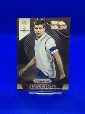 2014 PANINI WORLD CUP PRIZM Steven Gerrard Base Card