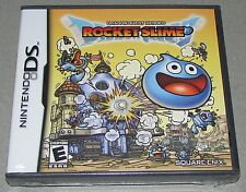 Dragon Quest Heroes: Rocket Slime for Nintendo DS Brand New! Factory Sealed!