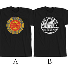 Royal Enfield Made Like a Gun Indian Motorcycle T-shirt New 100% Cotton