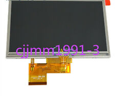 1PC NEW For 5 inch AT050TN34 V.1 GPS navigator PSP adaline't a MP5 lcd dispaly