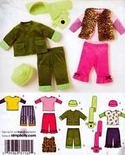 simplicity Infant Unisex Hat Sewing Patterns
