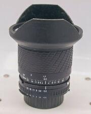Sigma Zoom 21-35mm F3.5-4.2 Nikon AI-s Mount Zoom Lens SLR/Mirrorless Cameras