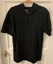 Futurama Short Sleeve Shirt Hoodie Adult Size Large Loot Crate Exclusive.