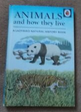 Ladybird Book - ANIMALS and How They Live - 1965 - Matt Cover