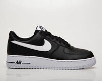Nike Air Force 1 '07 AN20 Men's Black White Athletic Lifestyle Sneakers Shoes