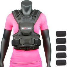 MiR 30Lbs Women Weight Adjustable Weighted Vest (Special Sale Price!)
