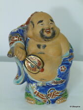 HOTEI  Satuette kutani figure figurine God of Fortune Satsuma?