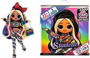 LOL Surprise OMG Movie Magic Starlette Fashion Doll with 25 Surprises  Aust Post