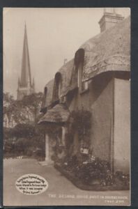 Dorset Postcard - The Second House Built in Bournemouth   RS12891