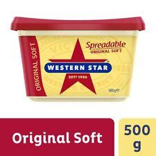 Western Star Traditional Spreadable Original Soft Butter Blend Tub 500g