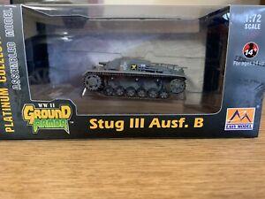 EASY MODEL Military Model 1/72 Stug III Ausf B Russian 1941 (36137)