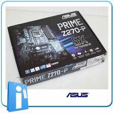 Placa base ATX Z270 ASUS PRIME Z270-P Socket 1151 con Accesorios