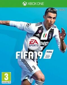 FIFA 19 (Xbox One) PEGI 3+ Sport: Football   Soccer Expertly Refurbished Product