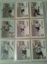 Tarjetas de disparar fuera 2006/07 (06/07) - Fulham juego completo de 18 Tarjetas