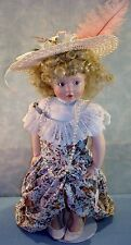 Helen Kish Ashley Hamilton Collection Porcelain Doll