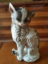 Walls Turkish Angora Kitty Cat Figurine Statue vtg. Japan