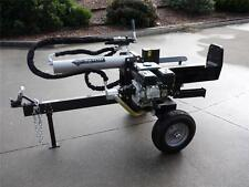 28 TON LOG SPLITTER 6.5 hp Petrol Hydraulic VERTICAL HORIZONTAL Free Engine Oil