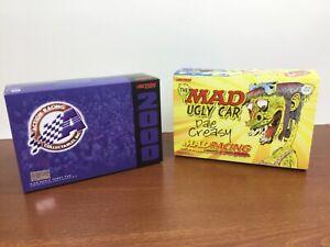 Diecast NHRA Funny Car, Dale Creasy Jr., Mad Magazine, Ugly Car NIB w/box
