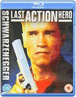 Last Action Hero [Blu-ray] [2010] [Region Free] [DVD][Region 2]