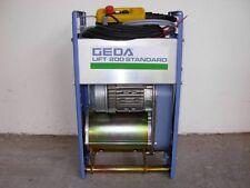 Geda Winde Standard Ersatzwinde Ersatzmotor Windenmotor Aufzug Motor Lift Winde