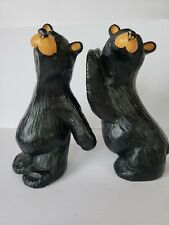 Bearfoots Bears Bookends by Jeff Fleming Big Sky Carvers Simon and Schuster