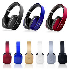 August EP650 Over Ear Bluetooth Headphones with Android/iOS App. NFC, aptX LL