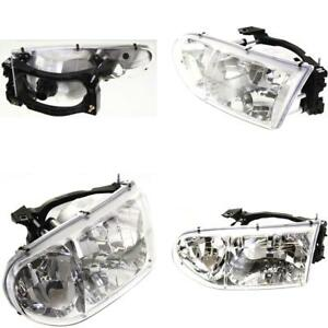 FO2502165 Headlight for 99-02 Mercury Villager Driver Side