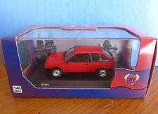 LADA SAMARA 1300 VAZ 2108 2 PORTES 1986 RED ISTMODELS IST096 1/43 RUSSIAN CAR