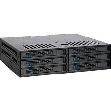 Icy Dock ExpressCage MB326SP-B, Wechselrahmen, schwarz