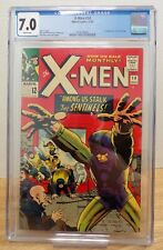 1965 Marvel X-Men #14 1st Appearance of The Sentinels CGC 7.0 032921DBGD