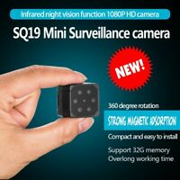 Magnetic Absorption mini Wireless Spy Camera HD 1080P Security Hidden Cam