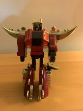 G2 Snarl RED 1993 Vintage Hasbro Transformers Action Figure