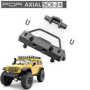 Durable Simulation Front Bumper Repair Part for Axial SCX24 JEEP 1/24 RC Car