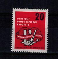 DDR ** Mi. 595 I Plattenfehler tiefst BPP gepr. Tichatzky