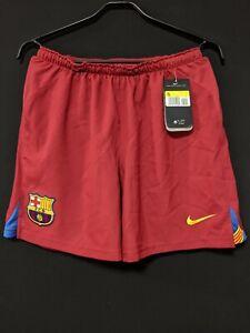 2005-06 FC Barcelona Football Shorts Soccer Nike BNWT