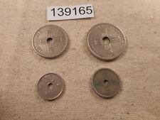 Norway - 4 Piece Type Set 1920's-1940's - Collector Grade Album Coins - # 139165