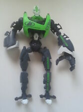 "Mattel MAX STEEL Robot ""CYRO"" - Vintage Action Figure/Toy/Doll (2008)"