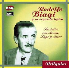 Rodolfo Biagi - Sus Exitos Con Acuda, Lago y a [New CD]