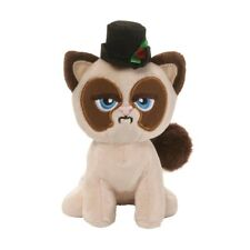 Gund 4059103 Box O Grump Grumpy Cat Christmas Carols Soft Toy Plush