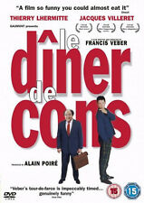 LE DINER DE CONS DVD Jacques Villeret Thierry Lhermitte UK Release New Sealed R2