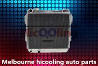 3 Core Aluminum Radiator for HILUX LN85 LN60 LN61 LN65 2.4L Diesel MT 1984-1991