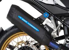 SILENCIEUX BOS DESERT FOX BLACK EDITION RALLYE BMW R 1250 GS / ADVENTURE 2018/19