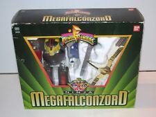 MMPR POWER RANGERS - NINJA MEGAFALCONZORD MIB 1995 BANDAI