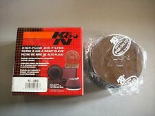 "NEW K&N AIR FILTER ROUND UNIVERSAL 12.75"" 70MM FLANGE INSIDE DIAMETER RC-0930"