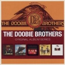 THE DOOBIE BROTHERS - ORIGINAL ALBUM SERIES 5 CD NEUF