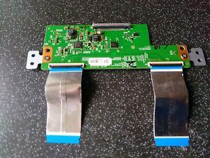 Blaupunkt 49/1480-GB-11B-FEGBQP-EU TCON Board & Ribbon Flex B49B148T2CS 49/1480