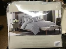 """New-Barbara Barry Clover Leaf Duvet Cover, Full/Queen(92"""" W x 94"""" L)-ship free"""