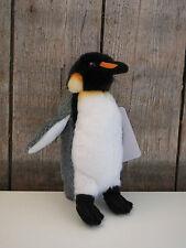 Uni Toys - Plüschtier / Stofftier - Kaiserpinguin - kleiner Pinguin - ca. 18 cm